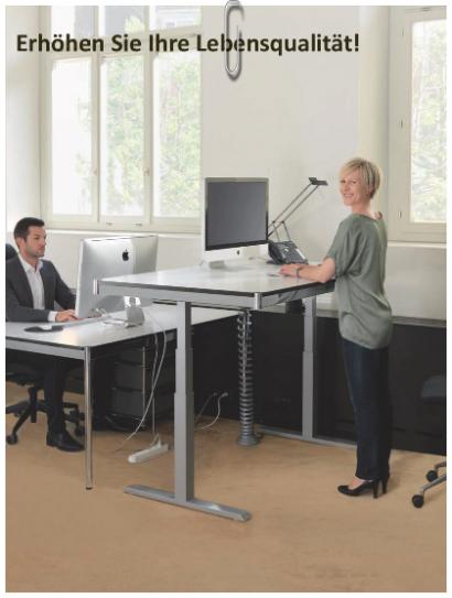 Designer Tisch Umbau Kein Problem Gemini Officech